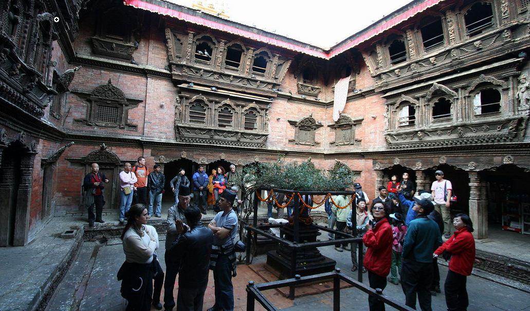 Kumari Ghar I Am Kathmandu