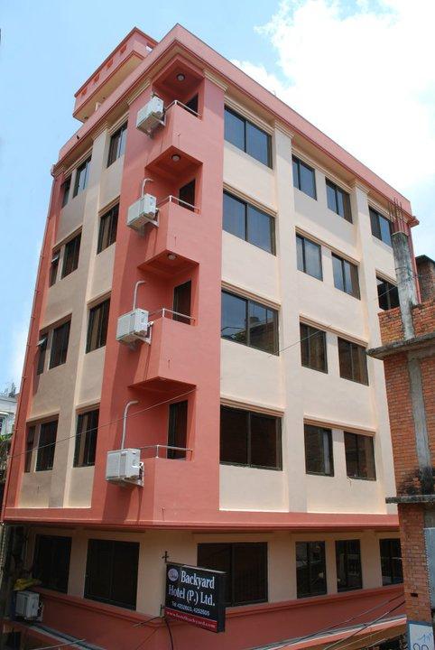 backyard hotel i am kathmandu