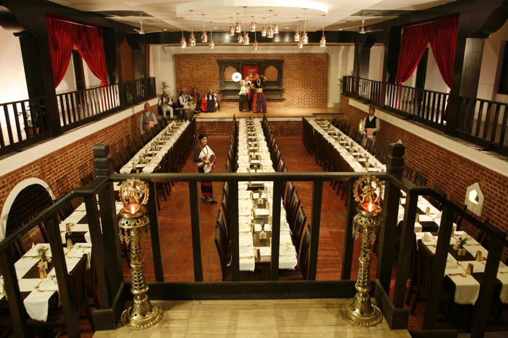 Utse restaurant i am kathmandu for Interior house design in nepal